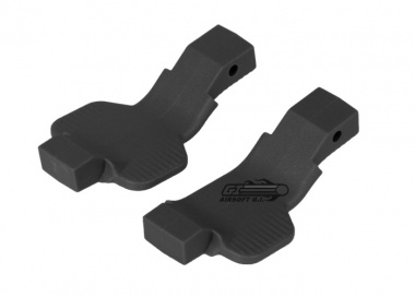 Strike Industries Cobra Trigger Guard for M4 / M16/AR ( Lefty+Ambidextrous / BLK )
