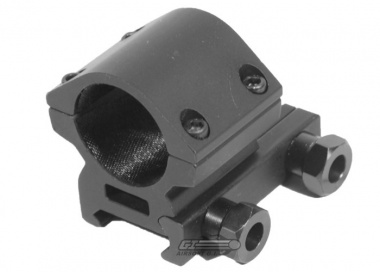 "Tufforce 1"" L-Shape Weaver Rail Scope Mount"