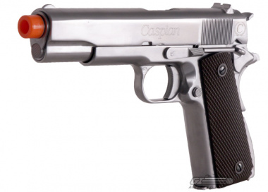 (Discontinued) Caspian Full Metal 1911 Single Stack GBB Airsoft Gun