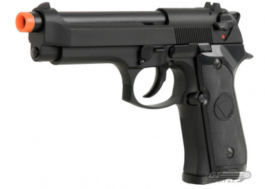 (Discontinued) TSD Tactical M9X Mil Spec Blowback Pistol Airsoft Gun