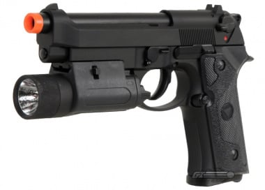 (Discontinued) TSD Tactical M9XV Pistol Airsoft Gun