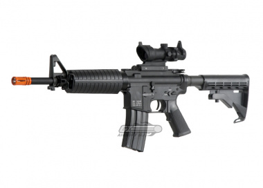 TSD Tactical Gen. II Full Metal M4 Commando Airsoft Gun