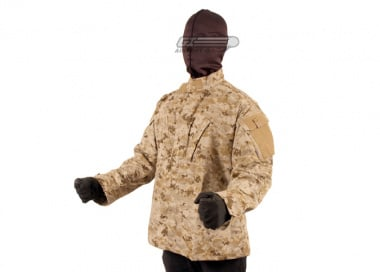 Tru-Spec Tactical Response BDU Shirt ( Desert Digital / 2XL / Long )
