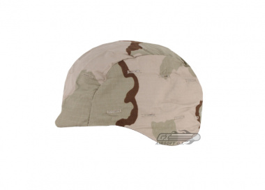 Tru-Spec Helmet Cover for PASGT ( 3-Color Desert / M / L )
