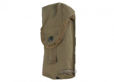 Tru-Spec MOLLE M4 / M16 Magazine x2 Button Pouch ( Coyote )