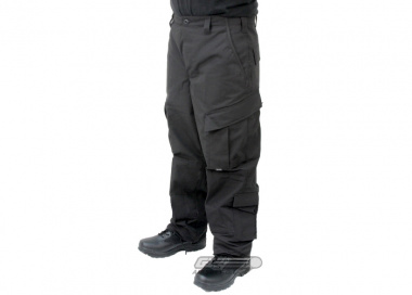 Tru-Spec Tactical Response BDU Pants ( Black M / L / XL )