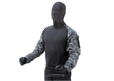 Tru-Spec Combat Shirt ( Urban Digital / XL / Regular )