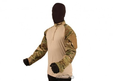 Tru-Spec XTREME Combat Shirt ( Multicam / Tan / 3XL / Regular )