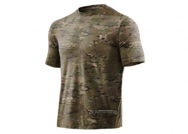 * Discontinued * Under Armour Tactical Multicam Tee ( L )