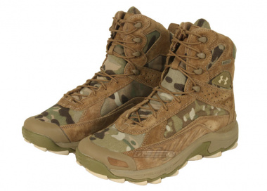 * Discontinued * Under Armour Tactical Speed Freek Boots ( Multicam / Size 12 )