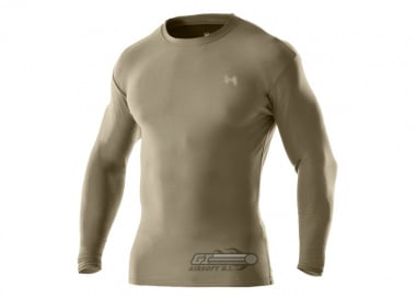 Under Armour Tactical CG Crew ( Desert / L )