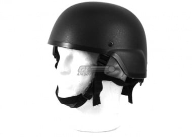 UKARMS MICH Tactical Helmet ( Black )
