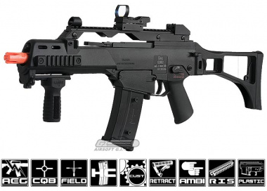 Elite Force H&K Blow Back G36C AEG Airsoft Gun