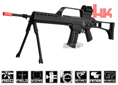 Umarex H&K Blow Back G36 Rifle AEG Airsoft Gun