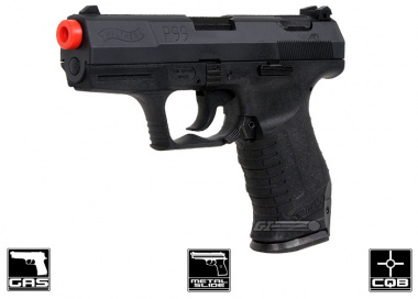 Elite Force Walther P99FS Non Blowback Pistol Airsoft Gun ( Fixed Slide / licensed by Umarex )