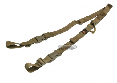 USMC Licensed MK-24 2point Tactical Sling ( Coyote Brown )