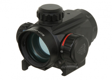 "UTG 3"" Sub-compact ITA Red / Green Dot Sight ( QD Mount )"