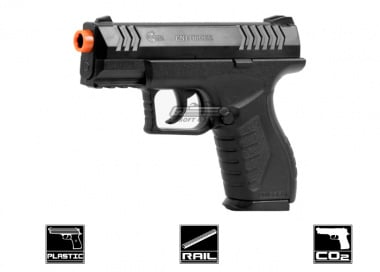 Combat Zone Enforcer CO2 Pistol Airsoft Gun