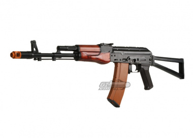 VFC Full Metal AKS 74 AEG Airsoft Gun ( Side Rail )