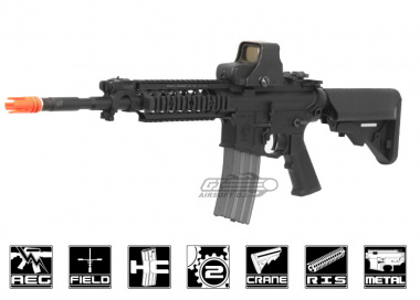 Knight's Armament Full Metal SR16 Carbine By VFC Airsoft Gun