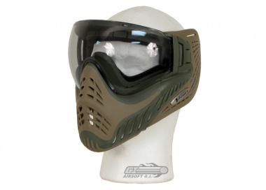 V-Force Profiler Anti-Fog Full Face Mask ( OD / Tan )
