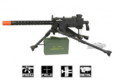 Viva Arms Full Metal M1919 AEG Airsoft Gun ( Version 2 )
