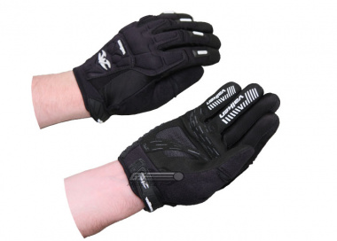 Valken Impact Full Finger Gloves ( Large )