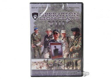 OPERATION Lion Claws VIII DVD