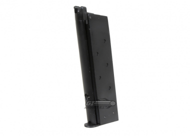 WE 16rd 1911 Single Stack GBB Pistol Magazine