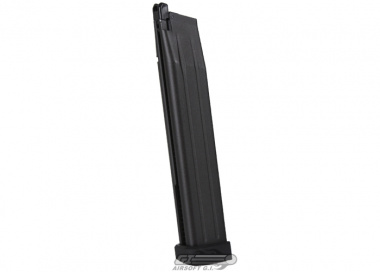WE 50rd Hi-Capa 4.3 / 5.1 Double Stack Long GBB Pistol Magazine