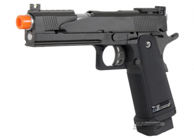 WE Full Metal High CAPA 5.1 Dark DRAGON Airsoft Gun