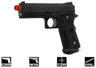 WE Full Metal 4.3 High CAPA Airsoft Gun