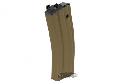 WE 30rd Mk16 Closed Bolt GBB Rifle Magazine ( Tan )