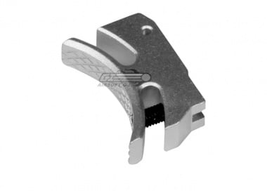 AIP Aluminum Trigger For TM Hi Capa 5.1 / 4.3 ( Type A / Silver )