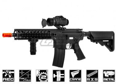 ASG LMT MRP Defender AEG Airsoft Gun by G&P ( Black )