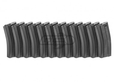 ASG 140rds Magazine for AEG M15/M16 ( 10 Pieces )