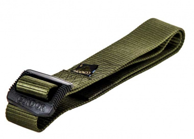Condor Outdoor BDU Belt ( TSA Approved, OD , S/M )