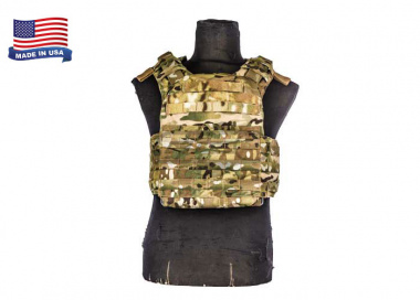 Condor Outdoor Cyclone Plate Carrier ( Multicam )