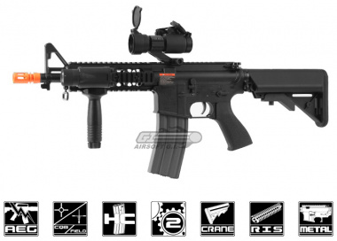 G&G Full Metal TR15 CQB Raider Blow Back AEG Airsoft Gun