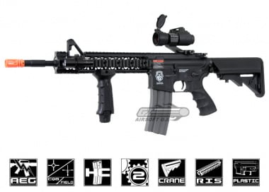 G&G GR15 Plastic Raider Blow Back XL AEG Airsoft Gun ( Battery and Charger Package )