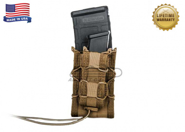 "High Speed Gear ""Double Decker TACO"" Magazine Pouch ( Coyote Brown )"