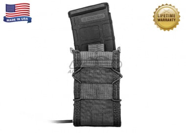 "High Speed Gear ""TACO"" Modular Single Rifle Magazine Pouch ( Black )"