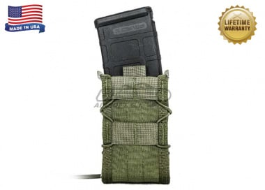 "High Speed Gear ""TACO"" Modular Single Rifle Magazine Pouch ( Smoke Green )"