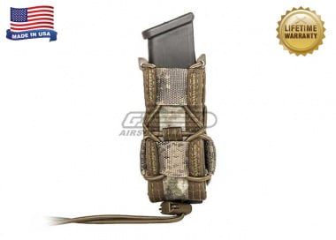 "High Speed Gear ""Pistol TACO"" Single Universal Pistol Magazine Pouch ( ATACS )"