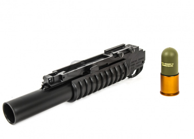 ICS M203 Grenade Launcher With One 40 MM Lightweight Grenade