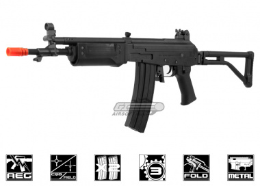 King Arms Full Metal Galil SAR AEG Airsoft Gun ( Licensed )