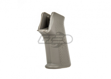 Madbull Troy Battle Axe Motor Grip ( Flat Dark Earth / Medium )
