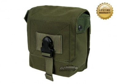 Pantac USA 1000D Cordura Molle M60 100Rd Ammo Pouch ( OD )