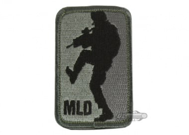 MM Major League Doorkicker Velcro Patch ( ACU Dark )
