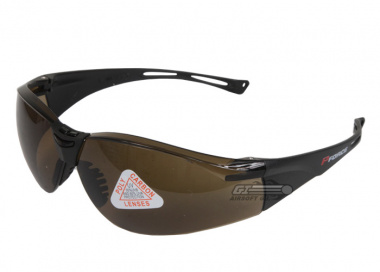 P Force Shooting Glasses ( Amber )